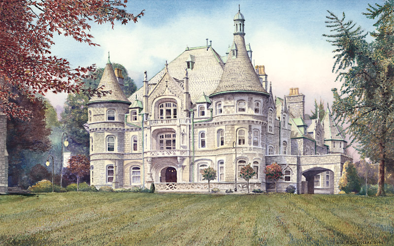 Rosemont College by Nick Santoleri