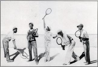 Tennis Anyone by Dane Tilghman