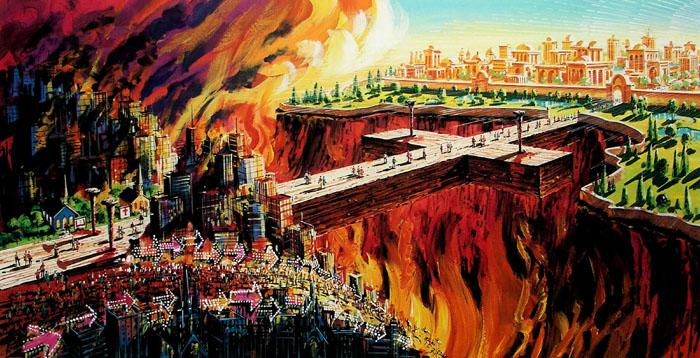 The Bridge Giclee by William Ressler