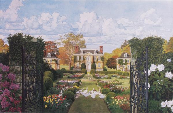 The Garden by Jamie Cavaliere