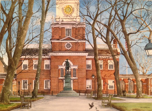 Independence Hall by Moss Adams