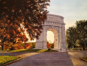National Memorial Arch by Moss Adams