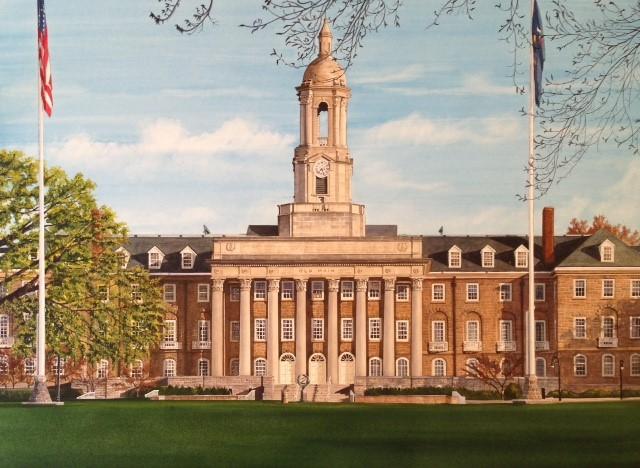 Penn State University by Moss Adams