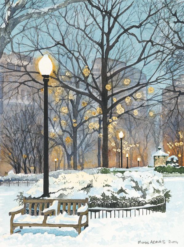 Snow by Moss Adams