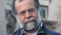 Hamid Dabashi portrait