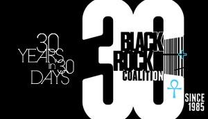Black Rock Coalition 30 logo