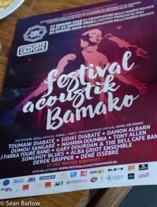 Festival Acoustic de Bamako