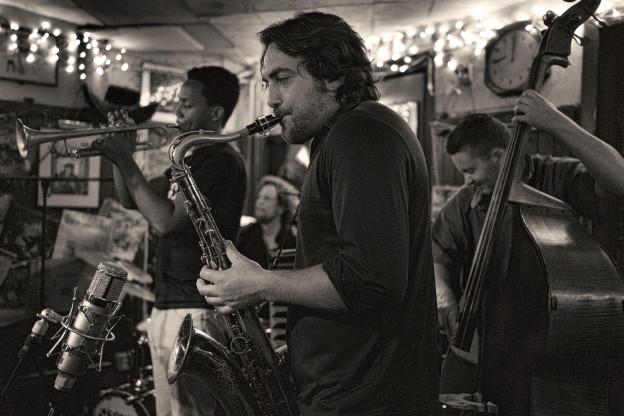 Noah Preminger Quartet