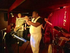 MFM and Eclectix feat. Billy Harper