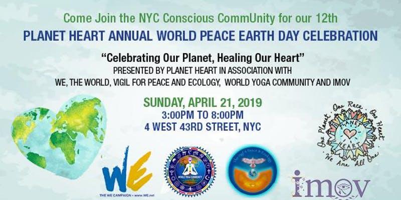 World Peace Earth Day