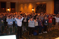 Dr. G Recieves Standing Ovation from Audience of 1,000