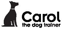 Carol the dog trainer and dog walker