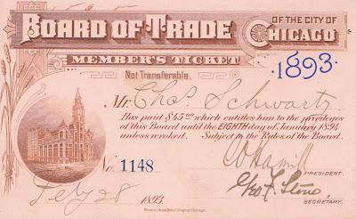 1893 CBOT membership
