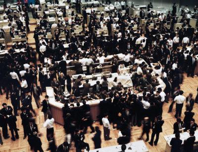 Gurksky Tokyo Stock Exchange