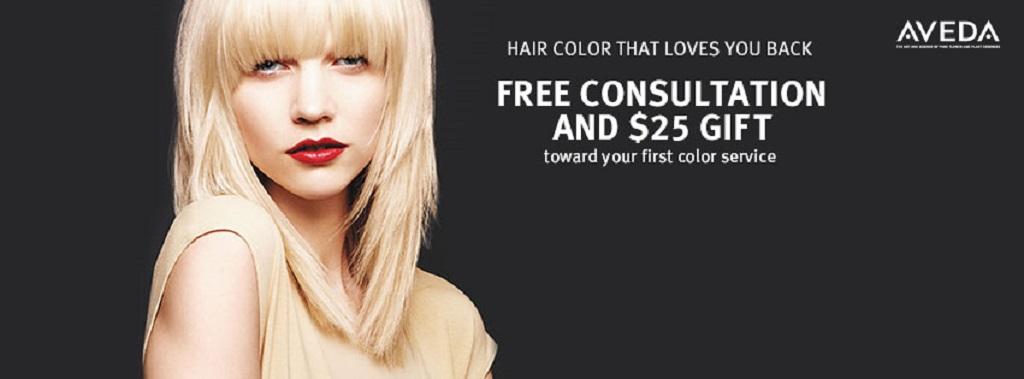 free color consultation