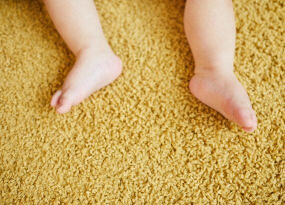 Feet Of Baby