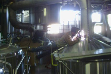 Paso Robles California steel welding