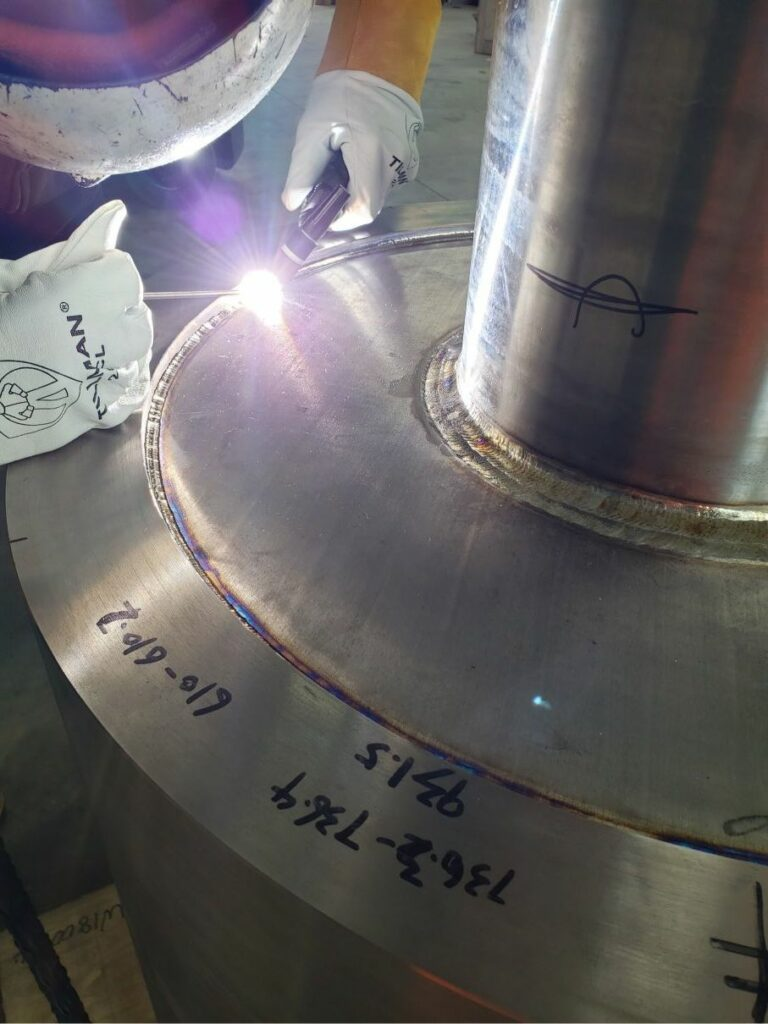 stainless welding company Paso Robles