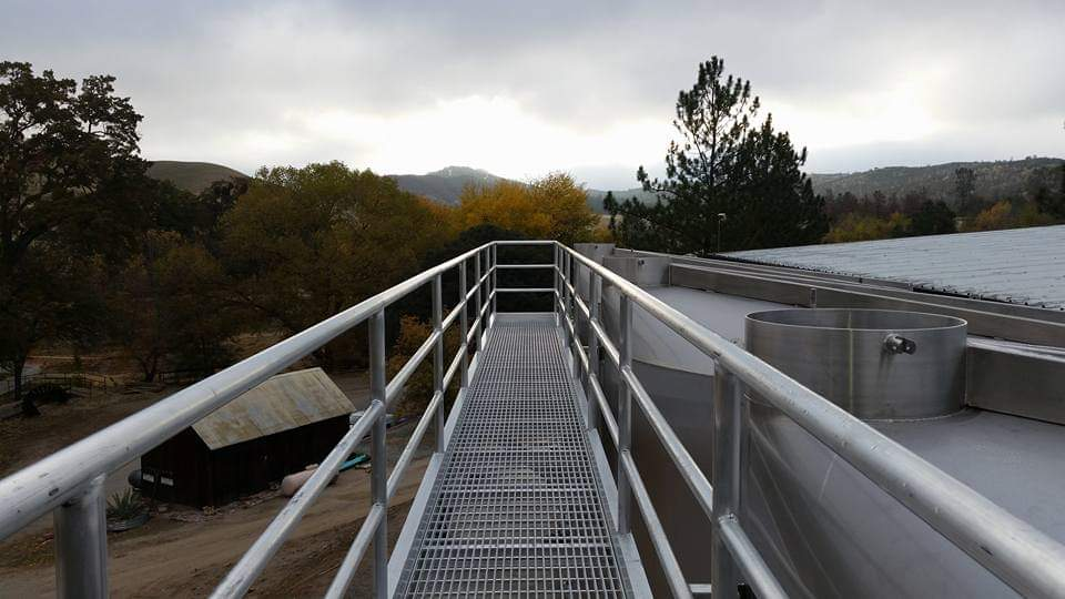 catwalk fabrication paso robles