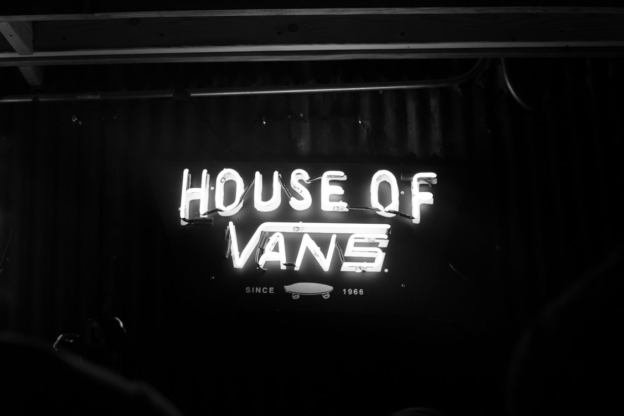 House of Vans Chicago.