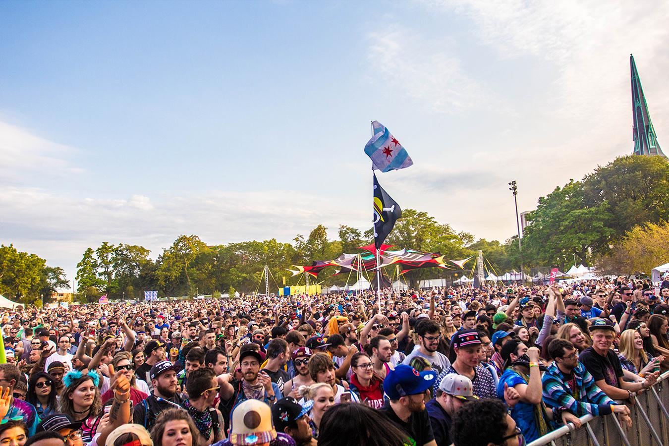 North Coast Music Festival 2017.