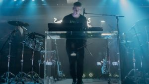 Mura Masa. Red Bull Sound Select 2017 Chicago, Il. Photo by Kevin Baker