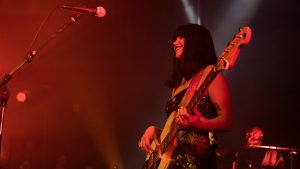 Khruangbin, April 19, 2018. Photo by Samantha Reyes. Lincoln Hall, Chicago, IL.