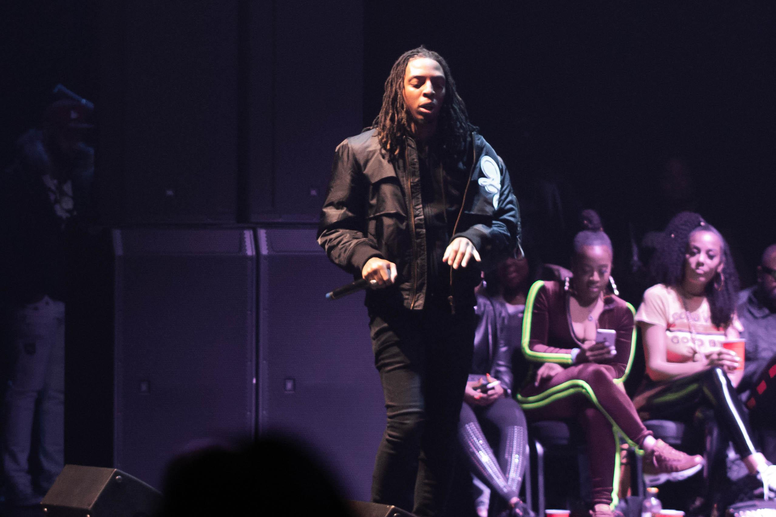 Rockstar Rodie. The Chicago Theatre. Dec 28, 2018. Photo by- Kevin Baker @ImKevinBaker. Chicago, Il