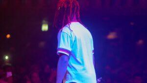 Lil Keed. House of Blues. Photo by- Kevin Baker @ImKevinBaker. Chicago, Il. ChicagoMusic.com