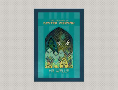 Book Cover Design - Doctor Moreau