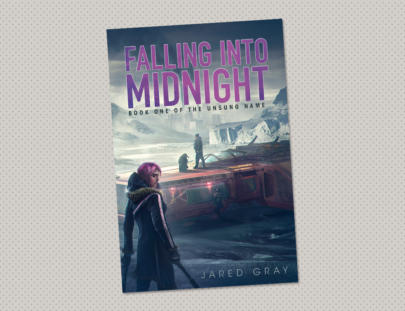 Falling Into Midnight Book Cover