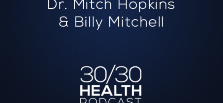 3030 Health Podcast: Infrared light and Brain Health
