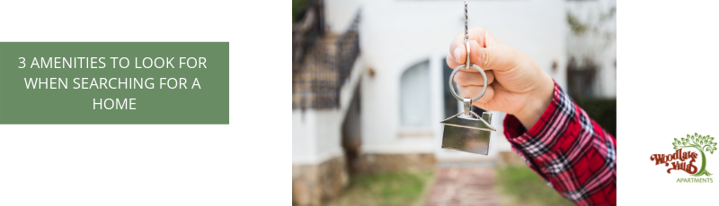 3 Amenities to Look for When Searching for a Home
