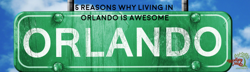 5 Reasons Why Living in Orlando is Awesome