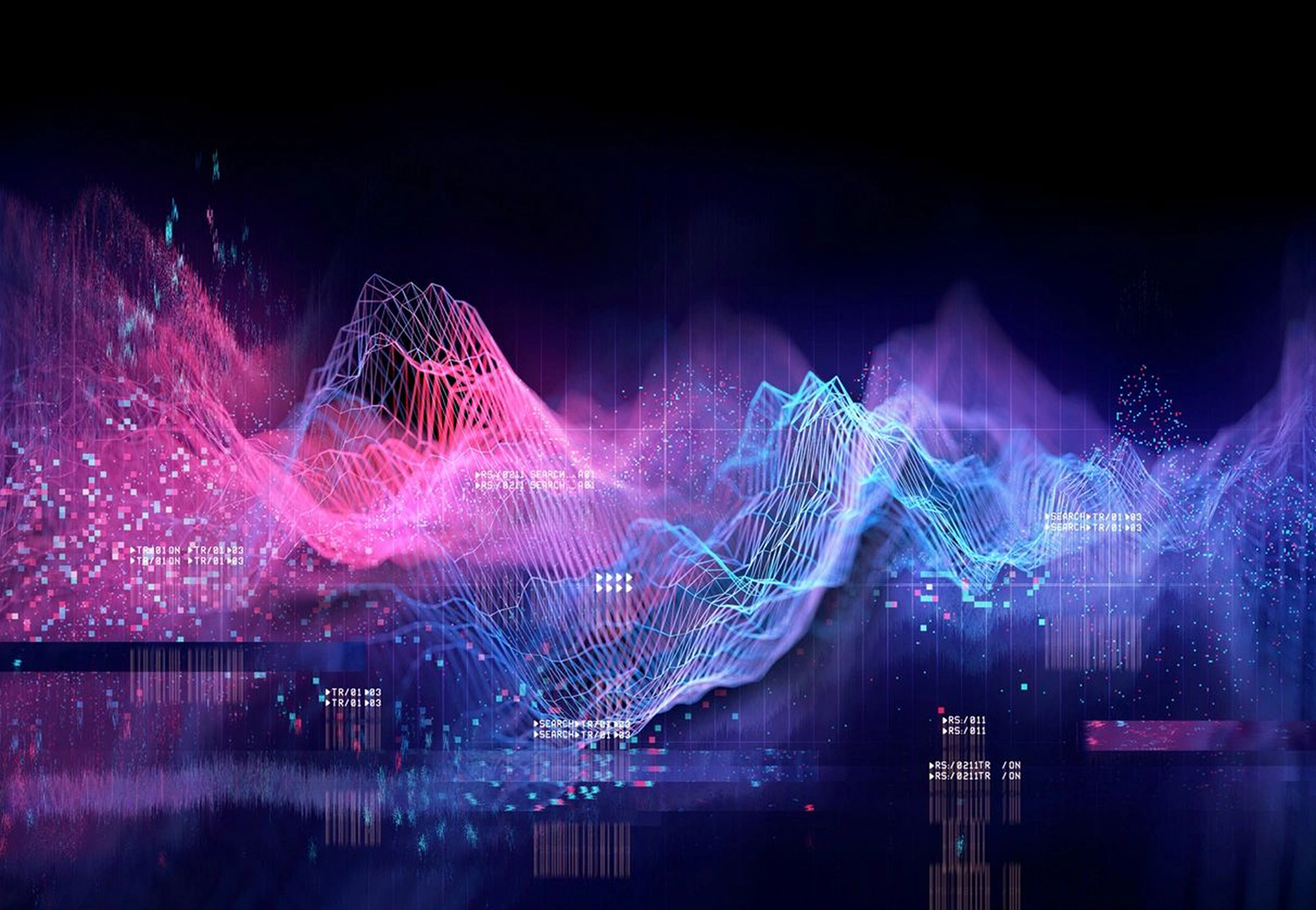 Cyber Waveforms
