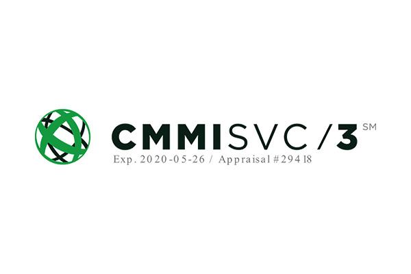 Array Certifications - CMMI SVC_3 29418 SVC