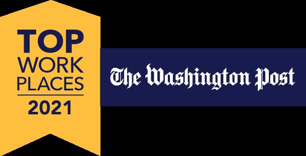 Washington Post 2021 Top Workplaces