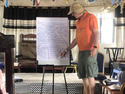 Dan Teaching
