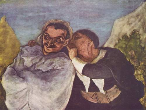 HonoreDaumier_CrispinAndScapin