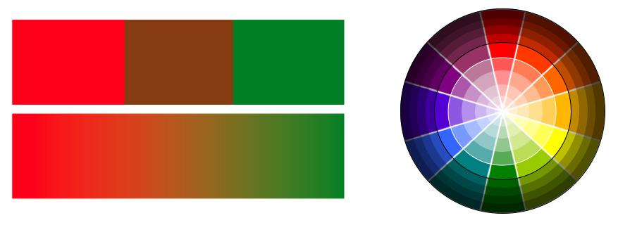 Color Tones Tints & Shades