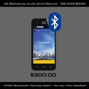 VIPER Bluetooth Remote Start Only $300 Installed – No Remote Needed!