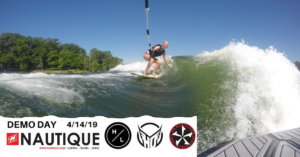 NAUTIQUE Demo Day on April 14th at Brightwater Bay Lake!