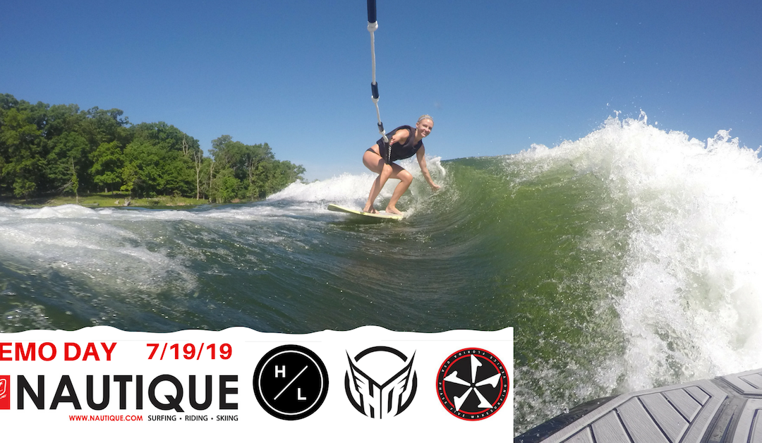 All Elements Auto and Marine Nautique Boats Demo Day at BrightWater Bay Lake July 19th