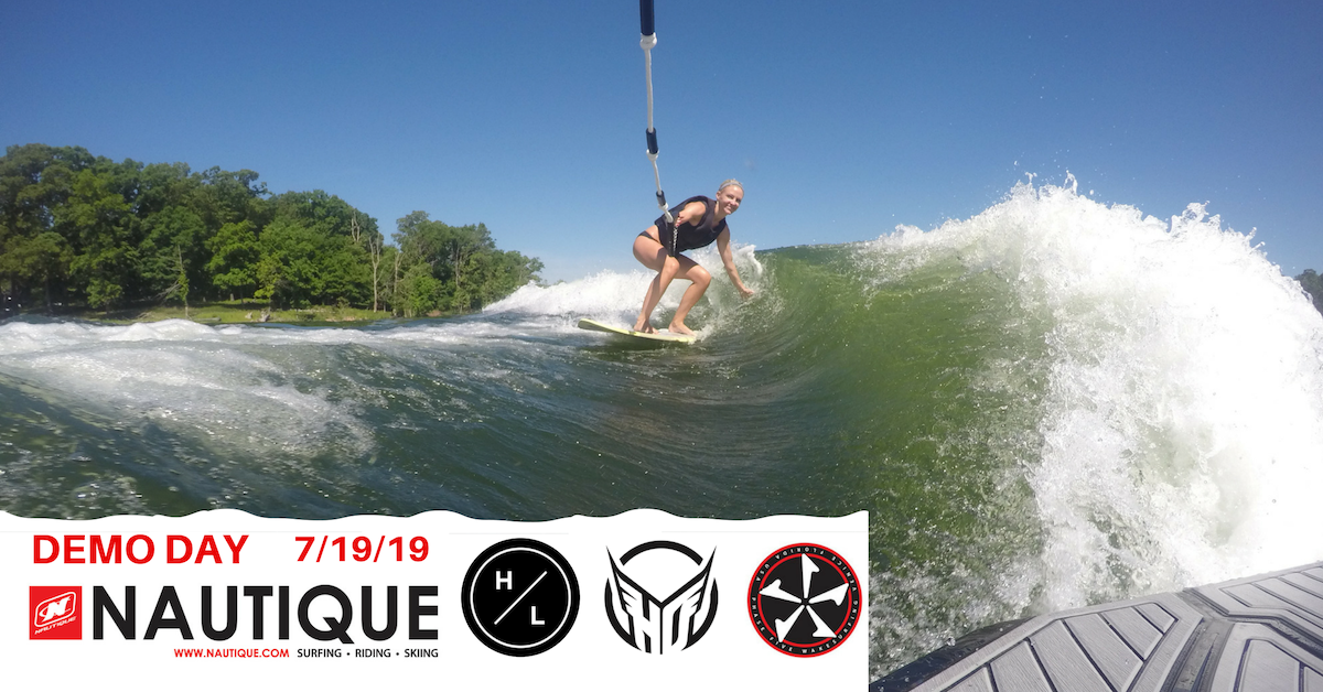 Nautique Demo Day with All Elements Auto and Marine