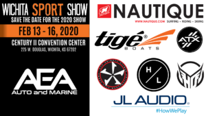 Come See Us At The 2020 Wichita Sport & Boat Show