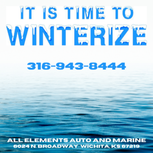 Boat Winterization at All Elements Auto and Marine