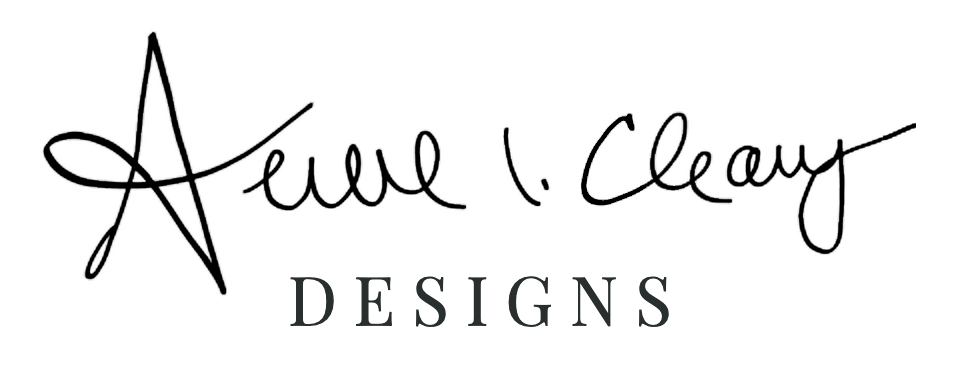 cursive signature on a white background