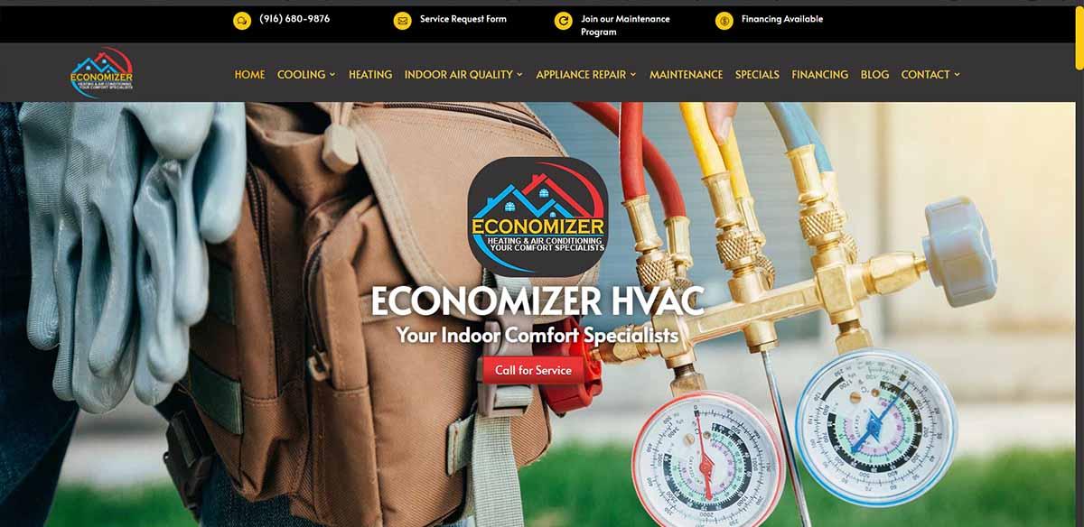 Economizer HVAC