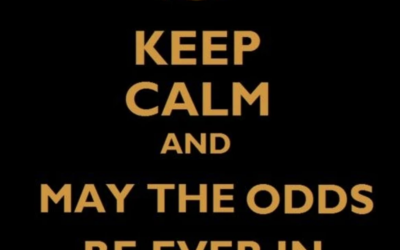 """Probability Effect: """"And may the odds be ever in your favor"""""""
