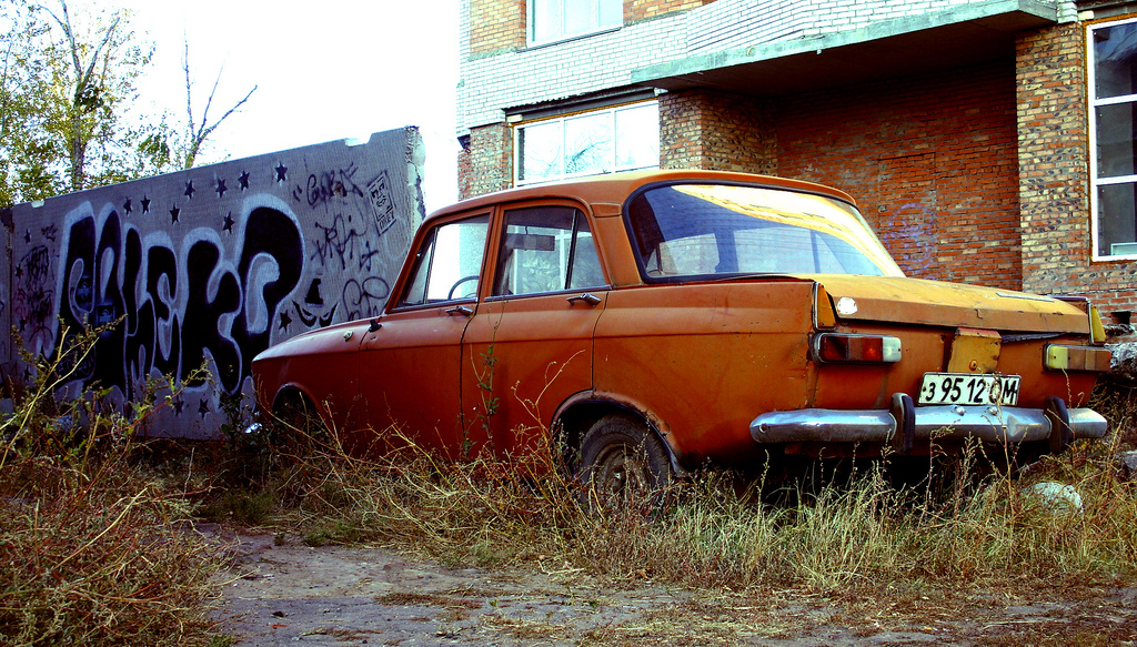 Why do companies buy junk cars?